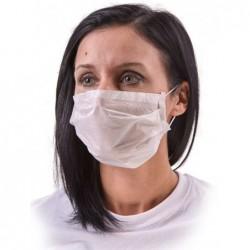 Сгъваема хартиена маска 1 слой