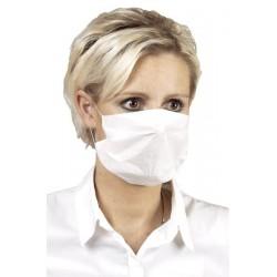 Сгъваема хартиена маска 2 слоя