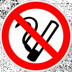 """Знак """"Забранено пушенето"""""""