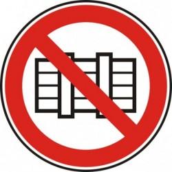 """Знак """"Забранено е преграждането на пътя"""""""