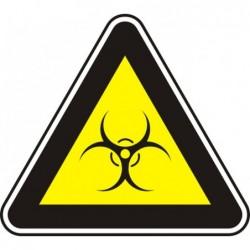 "Знак""Биологична опасност"""