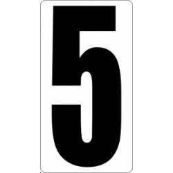 "Знак "" Цифра 5 """