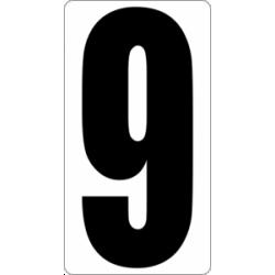 "Знак "" Цифра 9 """