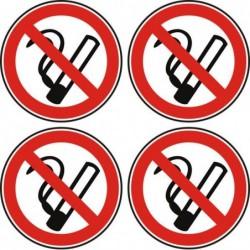 Забранено пушенето
