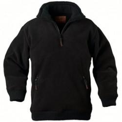 Пуловер ANGARA черен