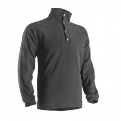 Пуловер POLAIRE сив