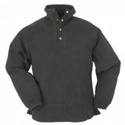 Пуловер POLAIRE черен