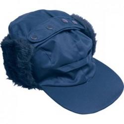 Шапка BEAVER TOP тъмно синя
