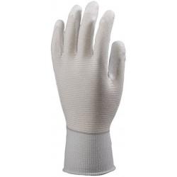 Ръкавици защитни PU за прецизни задачи.ANTISTATIC